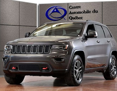 2018 Jeep Grand Cherokee Trailhawk 4X4 CUIR TOIT NAV HITCH SUV