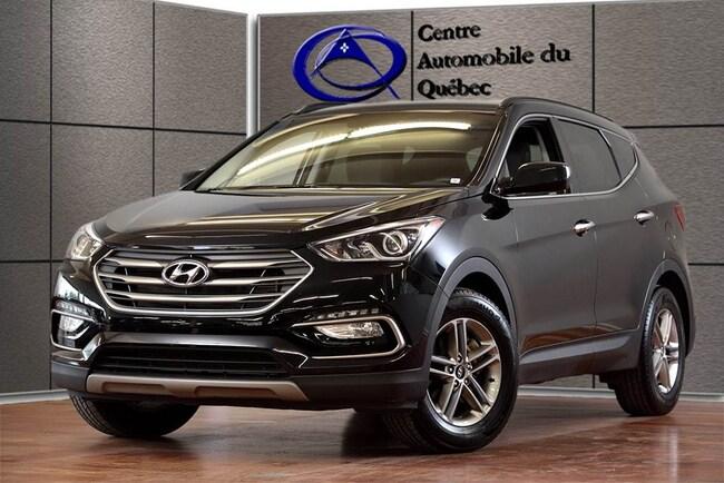 2018 Hyundai Santa Fe Sport 2.4L AWD BLUETOOTH CAM CLIM MAGS SUV