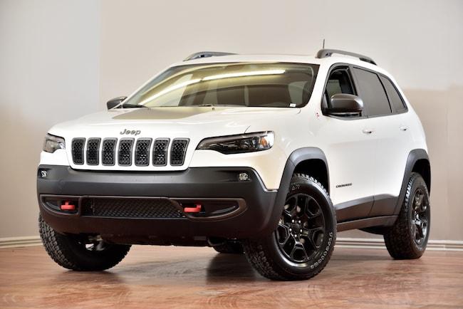 2019 Jeep Cherokee 2019 Jeep Cherokee - Trailhawk Elite 4x4 SUV