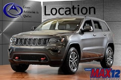 2019 Jeep Grand Cherokee Trailhawk 4X4 CUIR TOIT NAV HITCH LOCATION SUV
