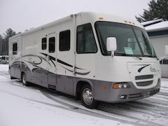 2002 COACHMEN CRUISE MASTER 3400DS