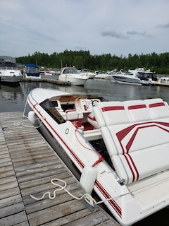1992 FOUNTAIN POWERBOATS 27