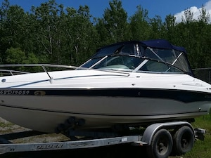 2003 DORAL BOATS 210 Cuddy  ****SANS TAXES*** -