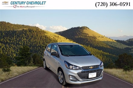 2020 Chevrolet Spark LS Automatic Hatchback