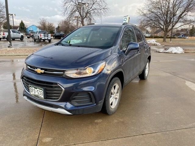 2018 Chevrolet Trax SUV