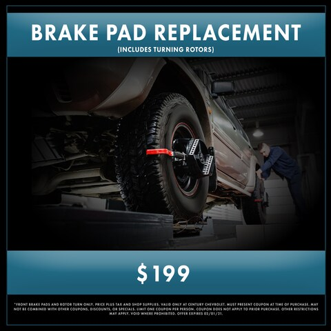 Brade Pad Replacement