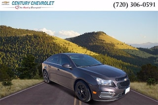 2015 Chevrolet Cruze LT Car