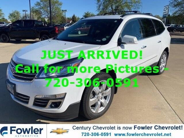2017 Chevrolet Traverse SUV