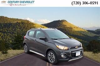 2021 Chevrolet Spark Activ Manual Hatchback