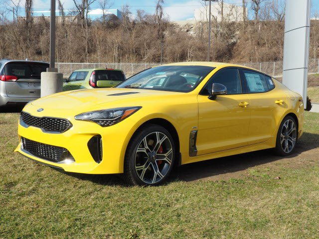 new 2018 kia stinger for sale near mckeesport pa west mifflin pa lease or buy a new 2018 kia. Black Bedroom Furniture Sets. Home Design Ideas