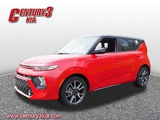 New 2020 Kia Soul GT-Line Hatchback for Sale Near Pittsburgh PA