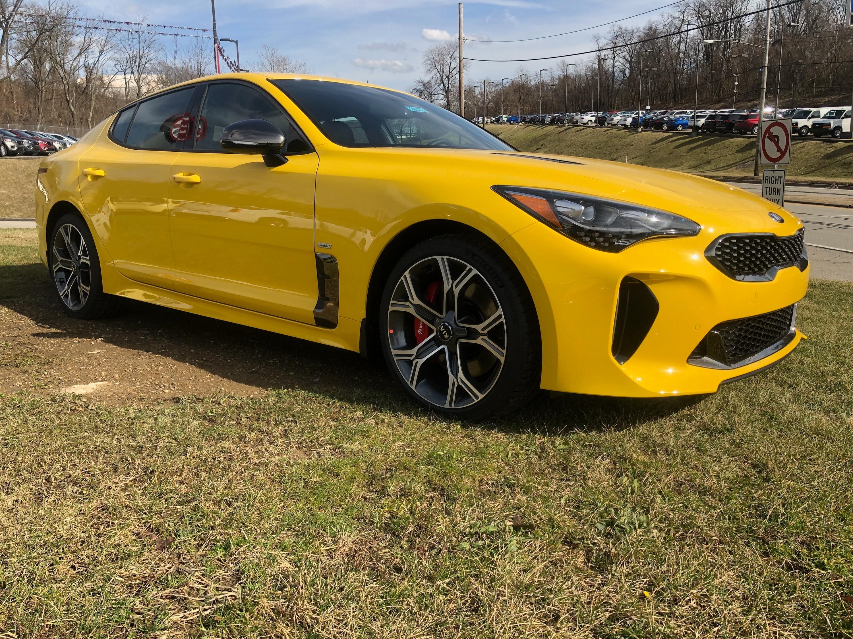 New 2018 Kia Stinger For Sale Near Mckeesport Pa West