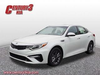 New 2019 Kia Optima LX Sedan for Sale Near Pittsburgh PA