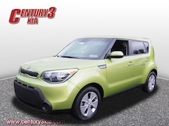 Used 2015 Kia Soul Base FWD Hatchback for Sale Near Pittsburgh PA