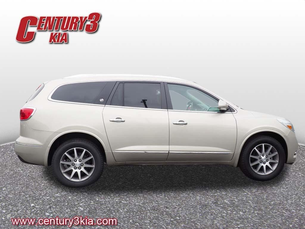 Used 2014 Buick Enclave For Sale | West Mifflin PA VIN