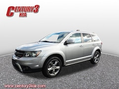 Used 2017 Dodge Journey Crossroad SUV near Pittsburgh