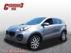 Used 2017 Kia Sportage EX SUV for Sale Near Pittsburgh PA