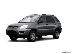 2009 Kia Sportage LX w/A/C SUV