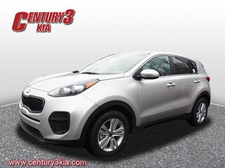 New 2019 Kia Sportage LX SUV near Pittsburgh