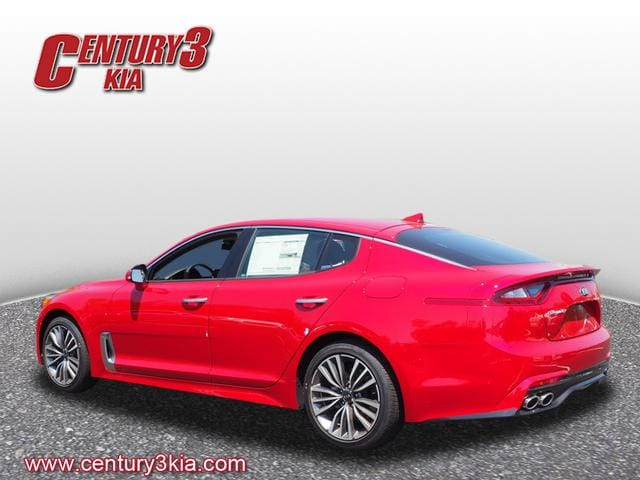 New 2019 Kia Stinger For Sale   West Mifflin PA VIN