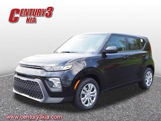 New 2020 Kia Soul LX Hatchback for Sale Near Pittsburgh PA