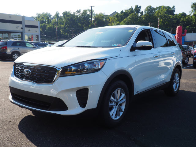 New 2019 Kia Sorento For Sale | West Mifflin PA VIN: 5XYPGDA30KG574203