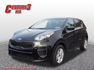 New 2019 Kia Sportage LX SUV for Sale Near Pittsburgh PA