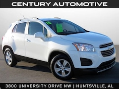 Used 2015 Chevrolet Trax LT SUV 85874 for sale in Huntsville, AL