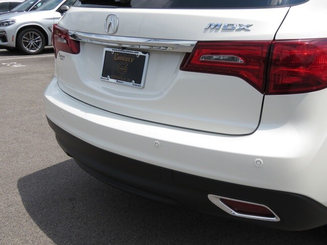 Used 2016 Acura MDX For Sale at Century Automotive Group
