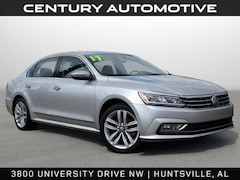 Used 2017 Volkswagen Passat SEL Premium Sedan 1VWCT7A38HC084131 841131 in Huntsville, AL