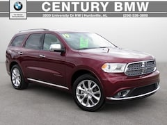 Used 2019 Dodge Durango Citadel SUV P7754 for sale in Huntsville, AL