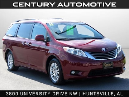 Used 2011 Toyota Sienna For Sale at Century Automotive Group