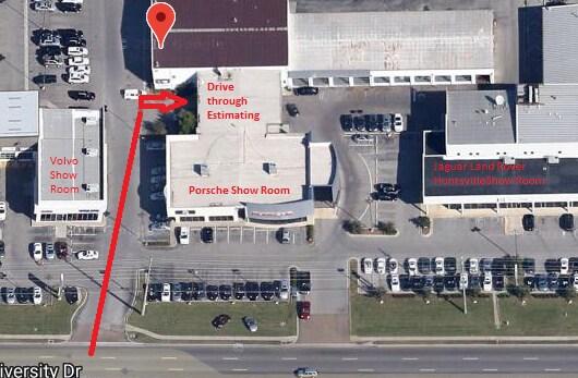 Windshield Replacement Huntsville Al >> Collision Repair Huntsville Al Century Automotive