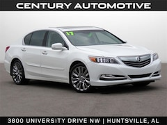 2017 Acura RLX Advance Pkg Sedan