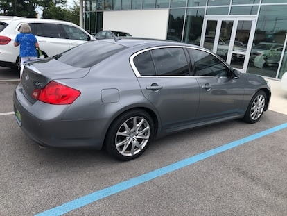 Used 2010 INFINITI G37 For Sale at Century Automotive Group