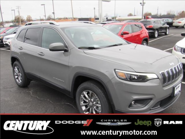 New 2019 Sting-Gray Jeep Cherokee LATITUDE PLUS 4X4 For ...