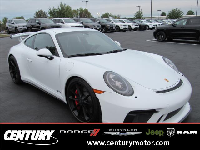 2019 Porsche 911 GT3 Coupe