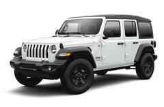 2021 Jeep Wrangler UNLIMITED SPORT 4X4 Sport Utility