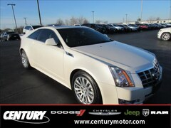 2012 Cadillac CTS Coupe Premium AWD Coupe