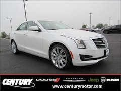 2017 Cadillac ATS Sedan 2.0L Luxury AWD Sedan