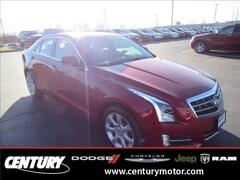 2013 Cadillac ATS 2.0L Performance AWD Sedan