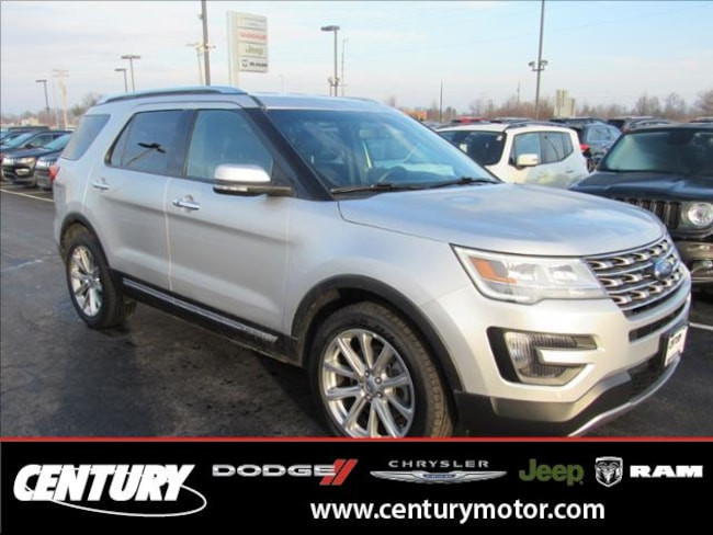 2016 Ford Explorer FWD  Limited SUV