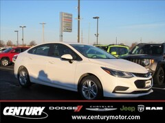 2017 Chevrolet Cruze 1.4L LT w/1SD Sedan