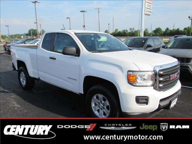 2017 GMC Canyon 2WD Ext Cab 128.3 Truck