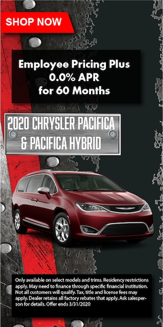 2020 Pacifica EP