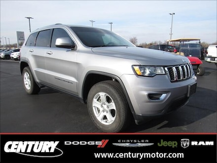 2018 Jeep Grand Cherokee Laredo E 4x4 *Ltd Avail* SUV
