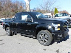 2017 Ford F-150 4WD Supercab 6.5 Box Truck