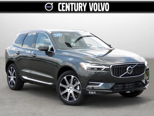 New 2020 Volvo Xc60 For Sale At Century Volvo Cars Vin