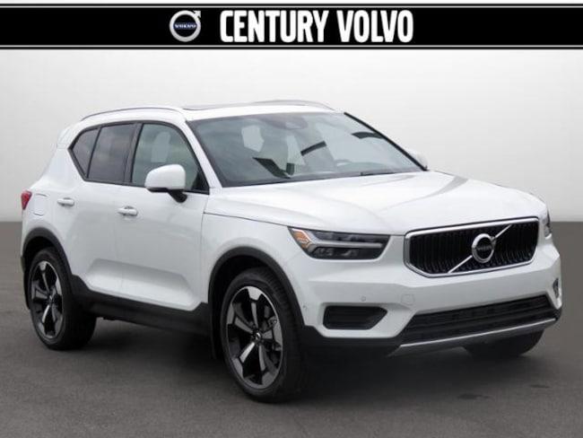 New 2019 Volvo XC40 For Sale at Century Volvo Cars | VIN: YV4162UK2K2151114