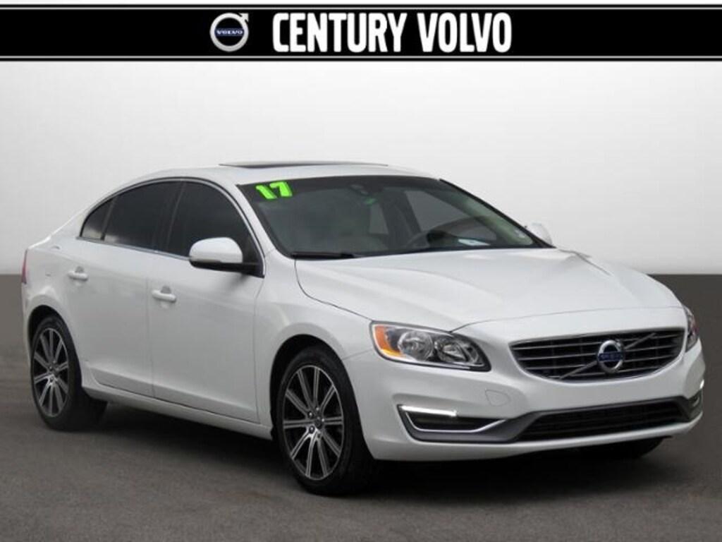 Volvo S80 2017 >> Certified Used 2017 Volvo S60 Inscription Huntsville Al Serving Madison Al Vin Lyv402hk7hb136661